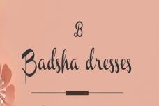 b badsha dresses