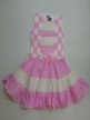 Cotton frock Pink