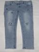 Girls jeans 7 Cornflower Blue