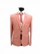 Mens coat pant Pink