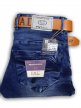 Mens jean pant Navy Blue