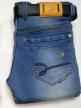 Mens denim jeans Cornflower Blue