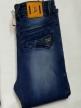 Mens denim jeans Navy Blue