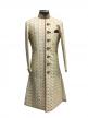 Royal classic beige sherwani Beige