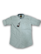 Mens plain shirt Gray