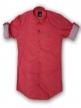 Mens shirt Amaranth