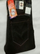 Mens denim jeans Blue Charcoal