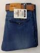Mens jeans Cornflower Blue