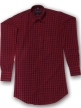 Men shirt 2 Red