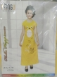 A LINE FROCK Yellow
