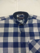 Men Shirts Navy Blue
