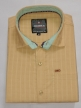 Mens shirt Tan Hide
