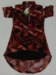 Girls top Maroon