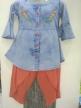 Western wear Hippie Blue