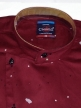 Boys shirt Maroon