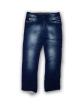 Mens 3d jeans pant Navy Blue