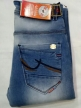 Mens denim jeans Jacksons Purple