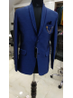 Suit for men nevy blue Navy Blue