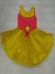 Fancy frock Yellow