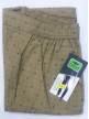 Mens cotton lower Gold