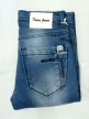 Mens denim jeans Cornflower Blue