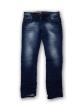 Mens simple jeans pant Dark Blue