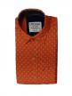 Mens shirt Orange