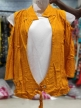 Girls jacket top Orange