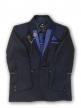 Coat pant Blue Charcoal