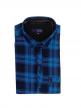 Mens shirt Royal Blue
