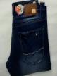 Mens denim jeans Jacksons Purple