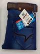 Mens jeans Royal Blue