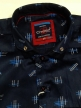 Boys shirt Navy Blue
