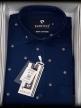 Mens shirt Cornflower Blue
