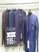 Suit 2 pc coat pant