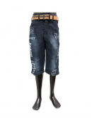 Boys Denim Capri Wholesale