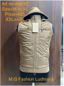jacket half sleeve xxl (MG FASHION)