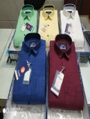 Formal Plain Shirt Manufacturer