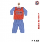 Printed Soft Baby Infant Wear