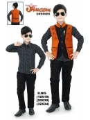 3 Pcs Boys Fancy Suits