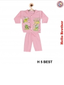Printed Soft Full Baby Infant Wear