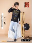 Boys Full Sleeves T-Shirts Online