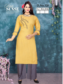 Women Kurti with Palazzo for Wholesale