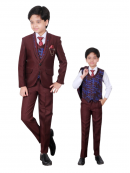 Branded Suits 5 Pcs Set