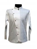 Angrakha Pattern Boys Shirt