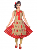 Girls Readymade Cotton Kurti for Wholesale