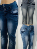Branded Manufacturer Denim Ladies Jeans