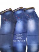 Boys Knit Denim Jeans