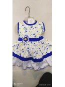 Kids Causal Frocks Dresses