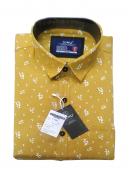 Men Twill print shirts